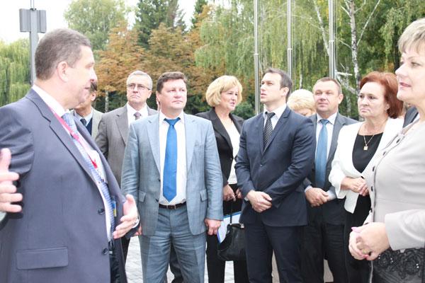 Вінницю відвідали 150 керівників з усіх регіонів України