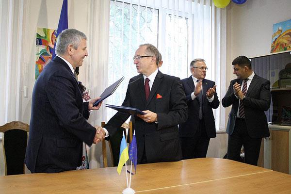 У Вінниці відкрито Інформаційний офіс Представництва Євросоюзу