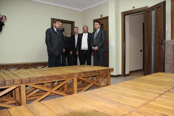 У Вінниці на Старому місті з'явилася сучасна муніципальна лазня