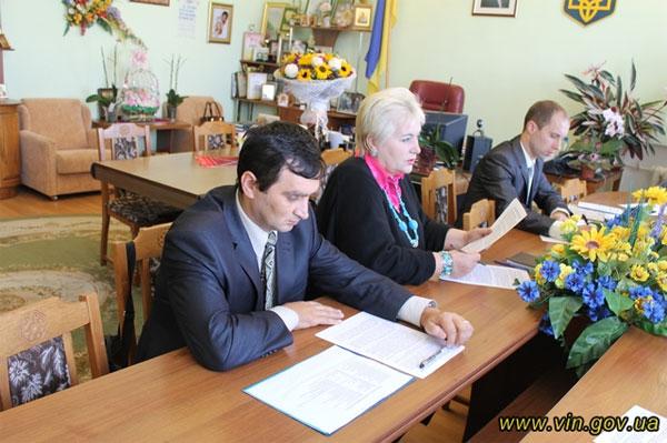 засідання конкурсної комісії Всеукраїнської премії ім.М.Коцюбинського