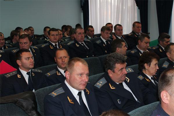 засідання координаційної наради керівників правоохоронних органів