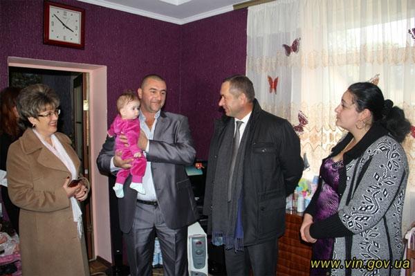 подружжя Зурабі і Світлани Робакідзе відвідав Іван Мовчан