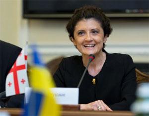 Міністр юстиції Грузії пані Теа Цулукіані