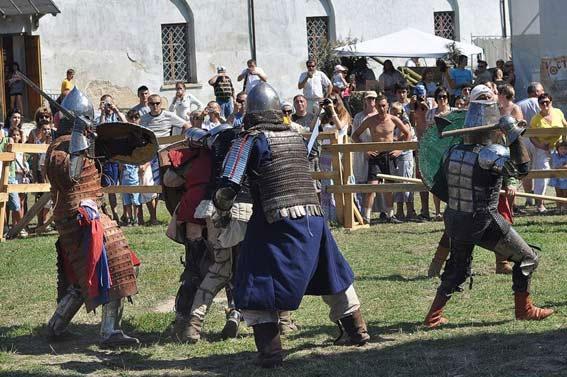 Справжні лицарі на Вінниччині