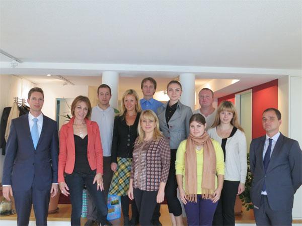 вінницька делегація у Швейцарії