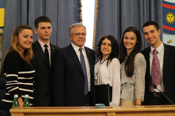 Студентський Парламент Вінниччини