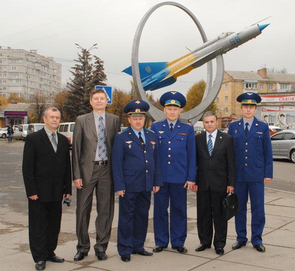 Вінницькі авіатори переймають досвід у російських побратимів