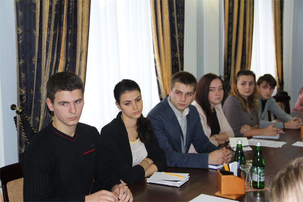 Депутати студпарламенту