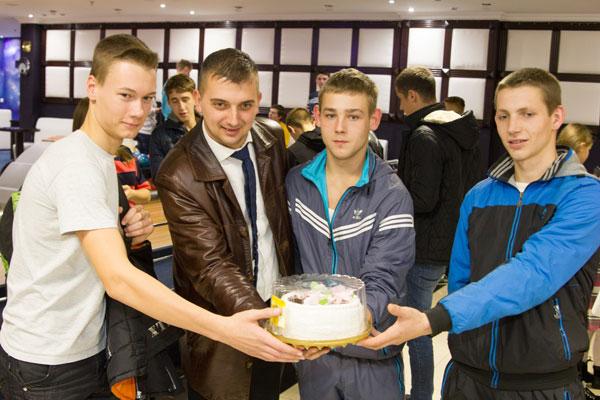 22 жовтня відбувся чемпіонат з боулінгу серед студентів міста Вінниці
