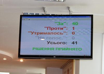Депутати міськради  дали офіційний старт встановленню у Вінниці пам'ятнику Тарасу Шевченку до 200-річчя Кобзаря