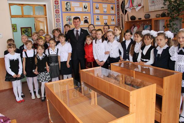 святкування 100-річчя Павлівської школи
