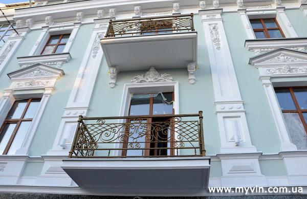 готель Франція у Вінниці