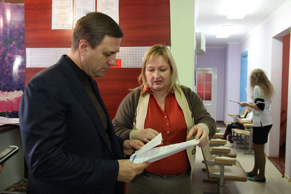 У Козятинському районі триває масштабна програма по обстеженню стану здоров'я дітей за підтримки народного депутата України Миколи Катеринчука