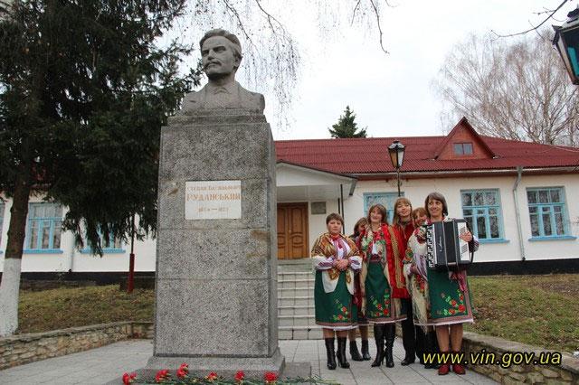 село Хомутинці Калинівського району