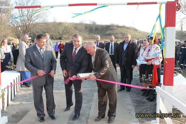 Між селами Новомиколаївка та Воробіївка відкрили понтонний міст через річку Південний Буг