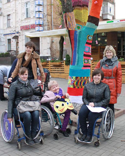 У Вінниці стартував конкурс «Вмію в'язати – хочу показати»