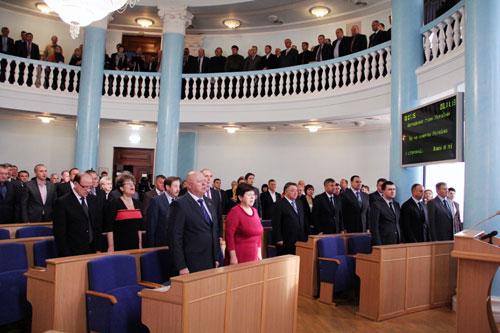 сесія Вінницької обласної Ради 6 скликання