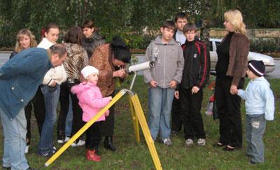 Юні вінницькі астрономи зайняли перше місце у всеукраїнському інтелектуальному змаганні
