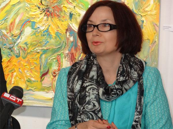 Людмила Квєтна