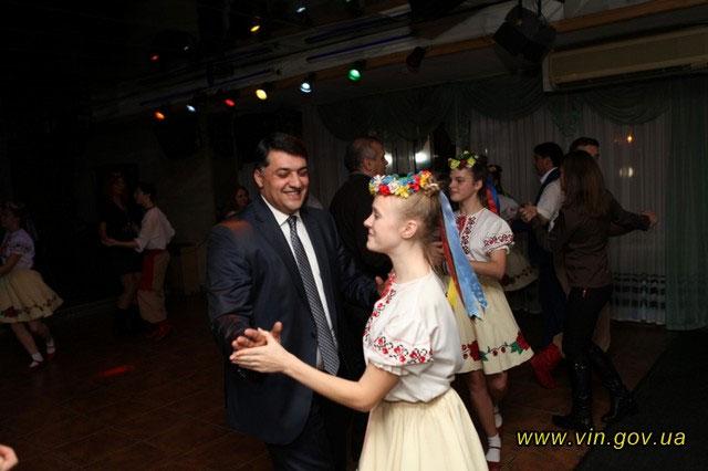 Україно-Азербайджанський молодіжний форум у Вінниці