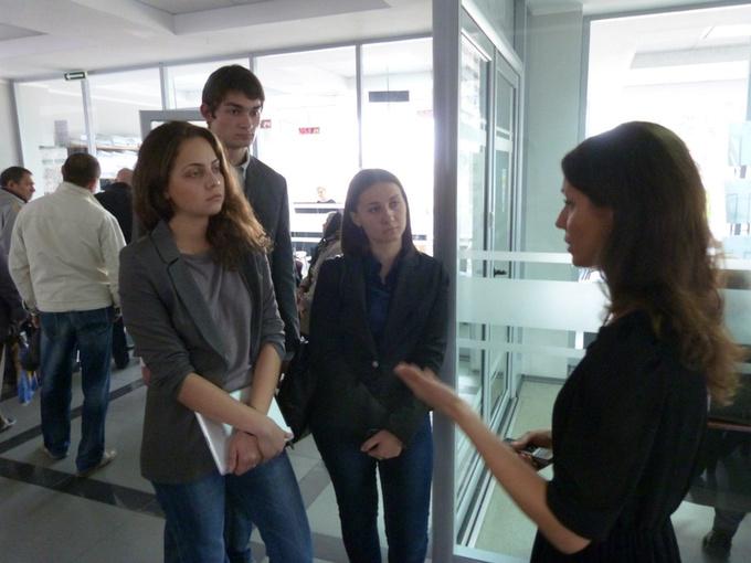 Николаевские студенты изучили Винницу