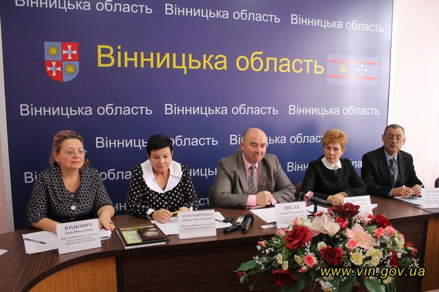 прес-конференція на тему «Розширення мережі позашкільних навчальних закладів області»