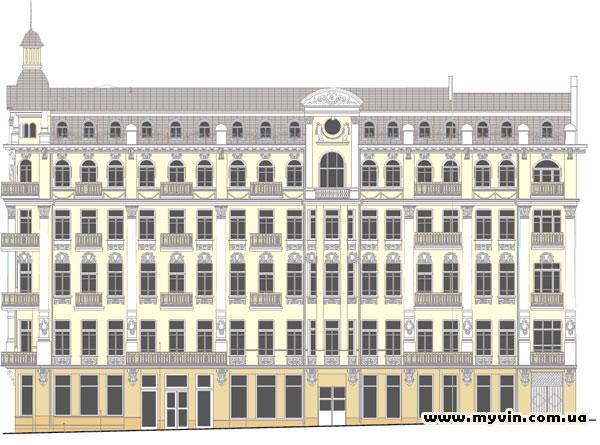 проект Савою у Вінниці