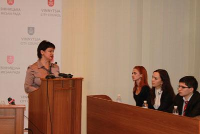 19 листопада у мерії пройшов захист кращих студентських проектів за програмами «Startup» та «Молодіжна альтернатива»
