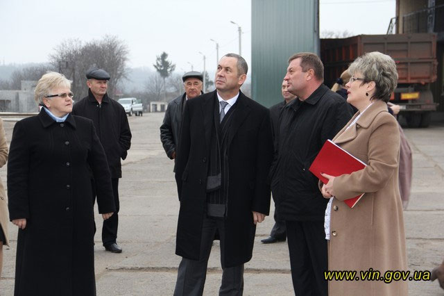 Іван Мовчан побував на насіннєвому заводі в Оратові