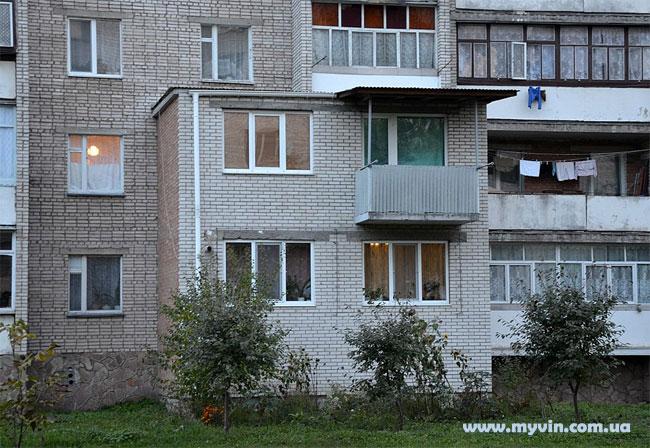Балкон до пристройки у Вінниці