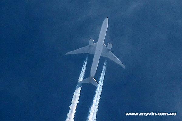 Боинг 777 Сингапурские авиалинии