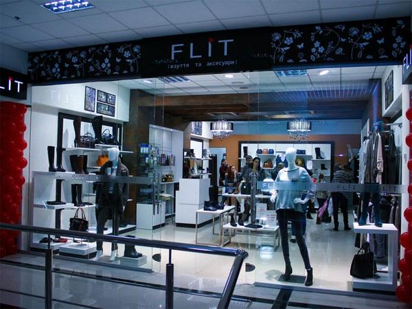 В ТРЦ Мегамолл открылся новый магазин FLIT.
