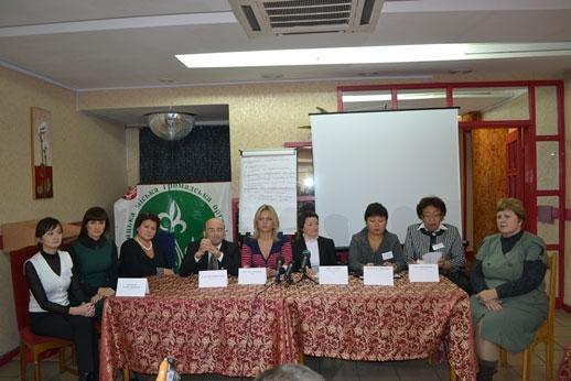 18-20 листопада у Вінниці відбувся міжнародний науково-практичний семінар «Життя вище за інвалідність: гендерні аспекти репродуктивного права людей з інвалідністю».