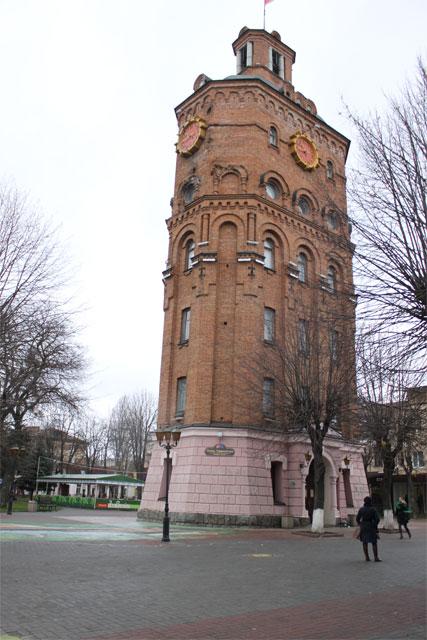 Європейська площа, Вінниця