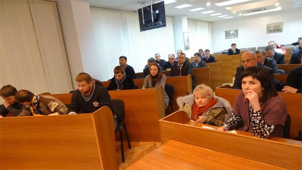 Громадська рада Вінницького Євромайдану
