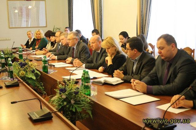 експерти Швейцарського бюро співробітництва в Україні зустрілись з керівництвом області