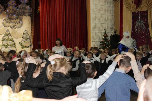 Вінницький міський палац дітей та юнацтва перетворився на Казкову країну