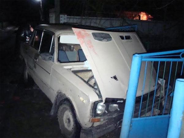 викрадений ВАЗ-2106