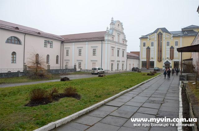 площа Шевченка у Вінниці