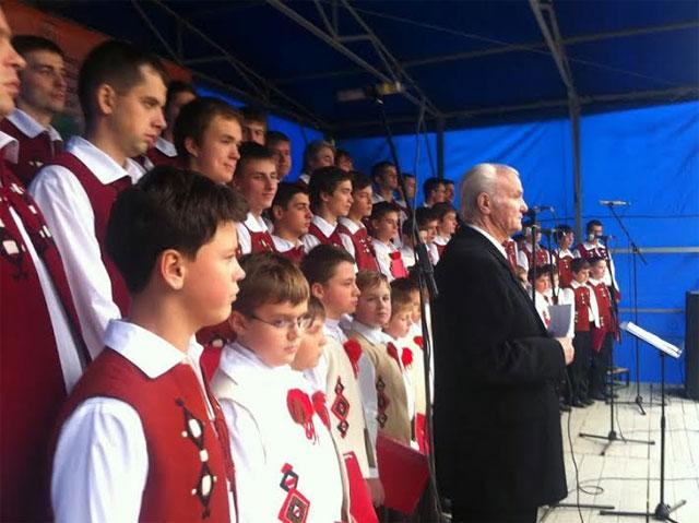 Львівська капела «Дударик» завітає до Вінниці