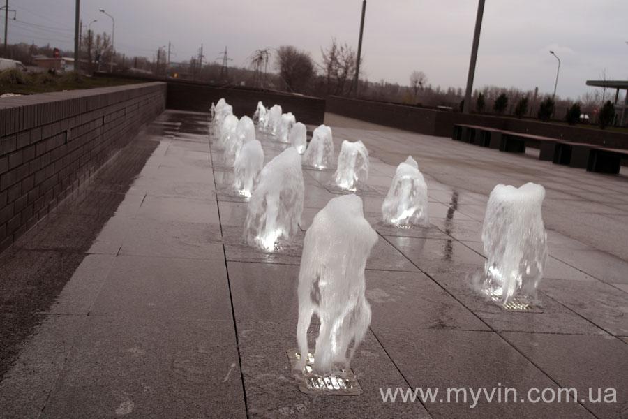 У Вінниці розпочався сезон роботи фонтанів