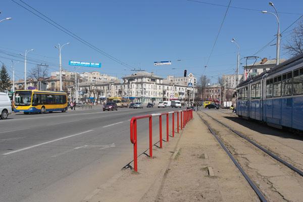 Вінниця, проспект Коцюбинського