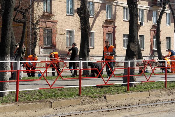 Вінниця, вулиця 50-річчя Перемоги