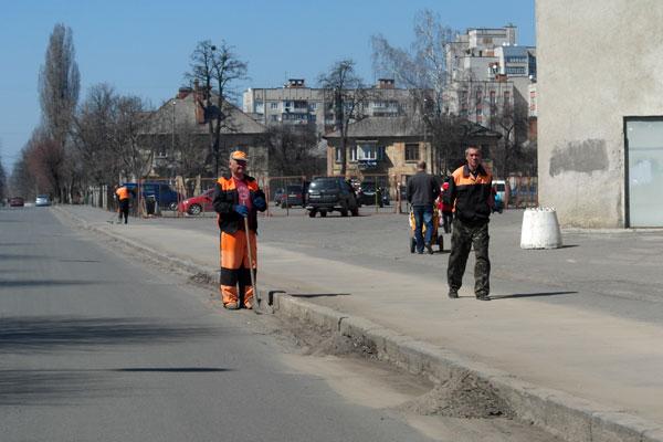 Вінниця, вулиця Винниченко