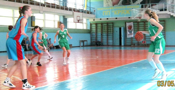 Баскетбол у Вінниці