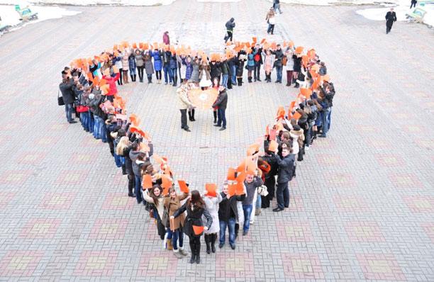 День святого Валентина у аграрному університеті