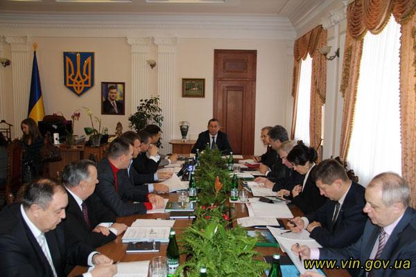 11 народних депутатів у Вінниці