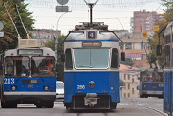 КП «Вінницьке трамвайно-тролейбусне управління» знову стало кращим підприємством України