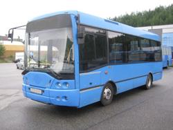 на вулицях Вінниці з'явився ще один еко-автобус