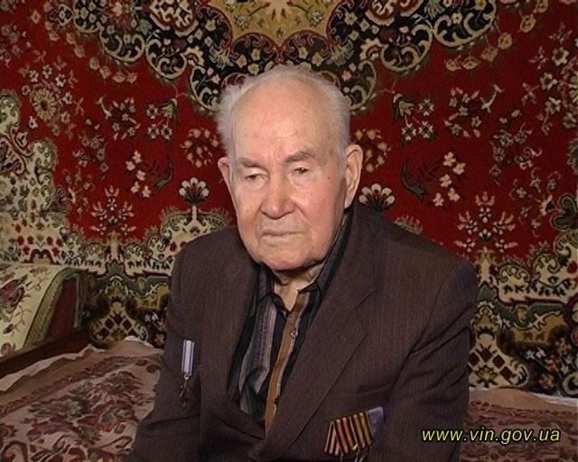 Іван Мовчан привітав найстаршого жителя м.Гнівань зі столітнім ювілеєм